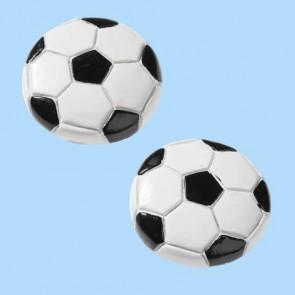 Mini-Fussbälle 2 D, 2,5 cm, Btl. a 2 St.