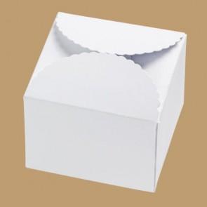 Papier-Box, weiss, 70 x 70 x 50, Btl. a 2 St.