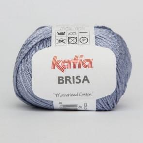 BRISA 45 50g jeansblau hell