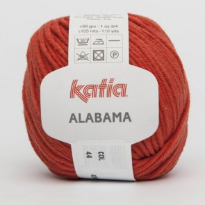 ALABAMA 44 50g orange gebrannt