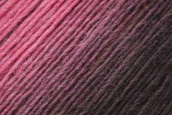 DARLING 4 Socks 64 braun/pink/oliv