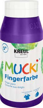 MUCKI Fingerfarbe Violett 750 ml