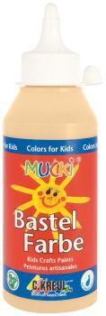 MUCKI Bastelfarbe Hautfarbe 250 ml