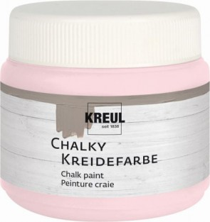 Chalky Kreidefarbe Mademoiselle Rosé 150 ml