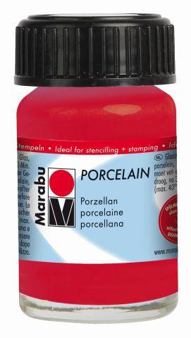 Marabu-Porcelain 125, 15 ml Kirsche