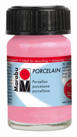 Marabu-Porcelain 133, 15 ml Rosa