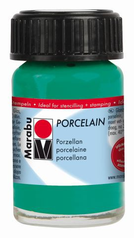 Marabu-Porcelain 153, 15 ml Minze