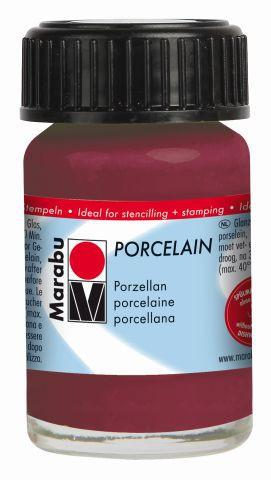 Marabu-Porcelain 223, 15 ml brombeere