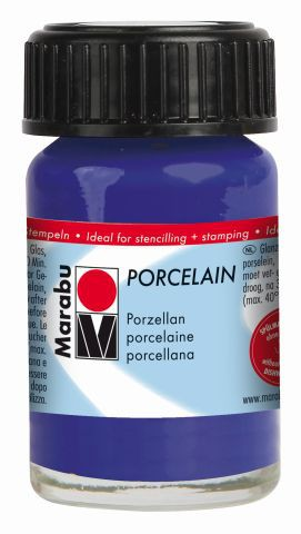 Marabu-Porcelain 251, 15 ml violett