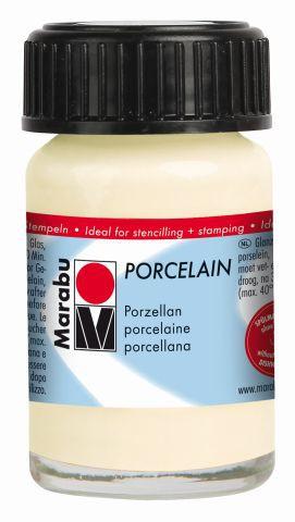 Marabu-Porcelain 271, 15 ml elfenbein