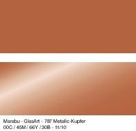 Marabu-GlasArt 787, 15 ml Metallic-Kupfer