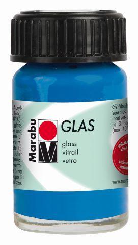 Marabu-Glas 057, 15 ml enzian