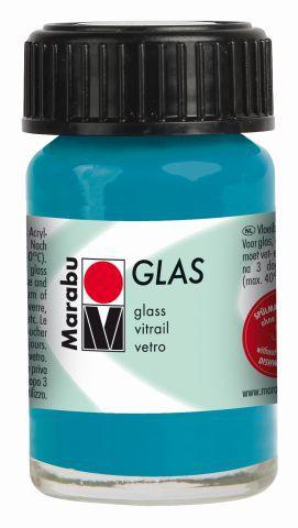 Marabu-Glas 092, 15 ml petrol