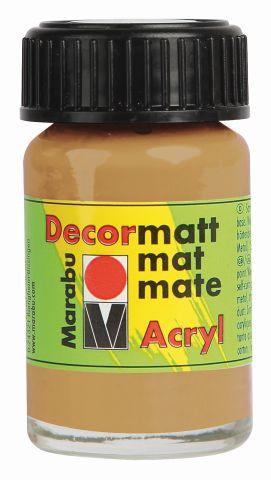 Marabu-Decormatt 042, 15 ml sand