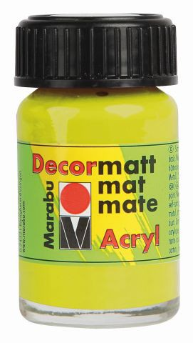 Marabu-Decormatt 061, 15 ml reseda