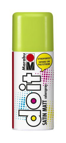 Sprühfarbe do it SATIN MATT, Limette, 150ml