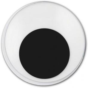 Wackelaugen, ø 10mm, rund, SB-Btl.mit 14 Augen