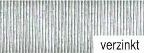 Wickeldraht, ø 0,65mm x 39m, verzinkt