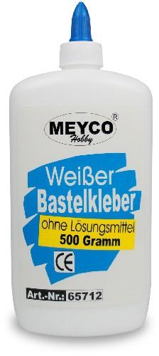 Weißer Bastelkleber/500 Gramm