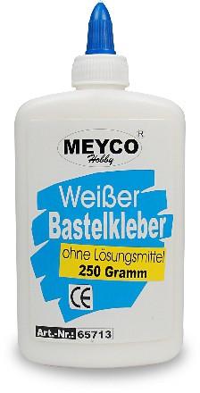 Weißer Bastelkleber/250 Gramm
