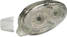 Kleberoller, 7 Meter, 8mm, transparent
