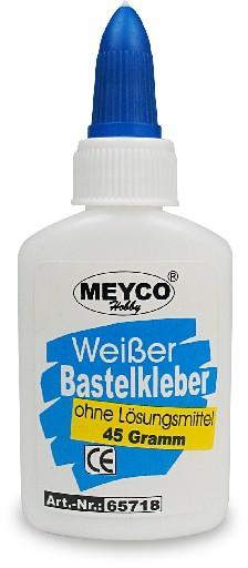 Weißer Bastelkleber / 45g Flasche