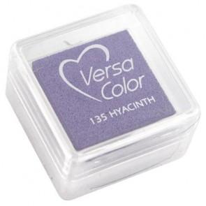 Stempelkissen  Versacolor , lavendel, Stempelfläche 2,5x2,5 cm