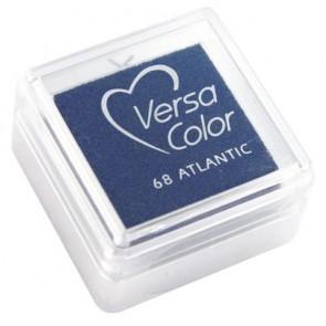 Stempelkissen  Versacolor , taubenblau, Stempelfläche 2,5x2,5 cm