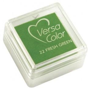 Stempelkissen  Versacolor , grasgrün, Stempelfläche 2,5x2,5 cm