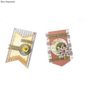 Wortbandstempel, 13 Bänder, Schrifthöhe 5mm, SB-Bli