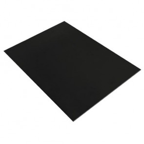 Crepla Platte, 3 mm, schwarz, 30x40 cm