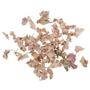 Rosenblütenblätter hell, 5g