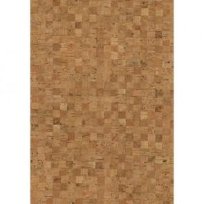 Korkstoff Mosaik 45x30cm gerollt, 0,5 mm Stärke, Box 1Rolle