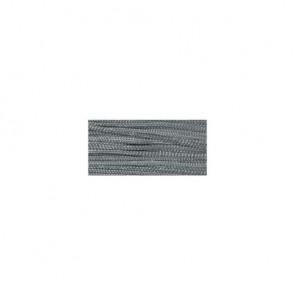 Schmuckkordel, grau, ø 2 mm, 9 m