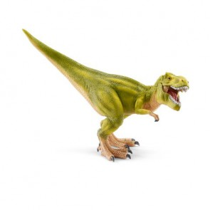Tyrannosaurus Rex hellgrün