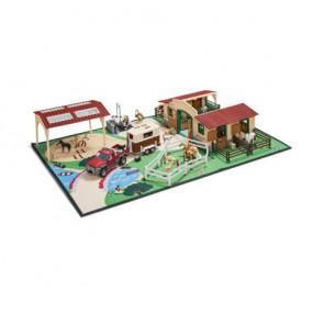 Spieleteppich Farm Life