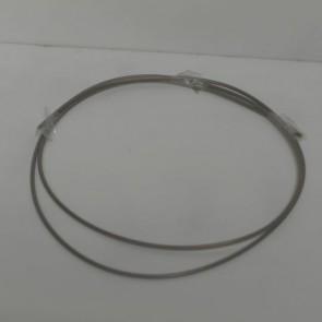 Töpferdraht/Heizdraht 2mm 1m