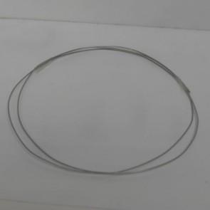 Töpferdraht/Heizdraht 1mm 1m