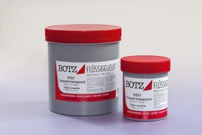 BOTZ Flüssigglasur Transparent 200 ml