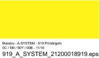 Sprühfarbe a-system, Primärgelb 919, 400ml