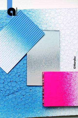 Sprühfarbe a-system, Kadmiumgelb dkl. 921, 400ml