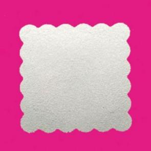 "Motivstanzer XL Quadrat gezahnt  3,8 x 3,8 cm"""