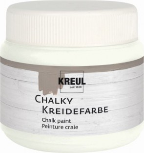 Chalky Kreidefarbe White Cotton 150 ml