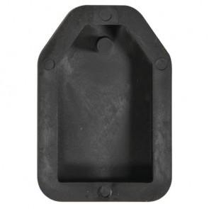 Gießform: Anhänger Tag, 2,3x3,9cm, SB-Btl 1Stück